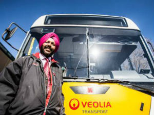 Sikh Man Finland Fights Right Wear Turban At Work