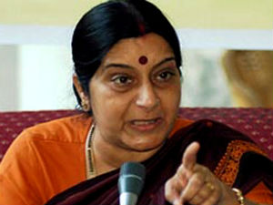 Manmohan Singh Is Not Leader Of Country Or Party Sushma