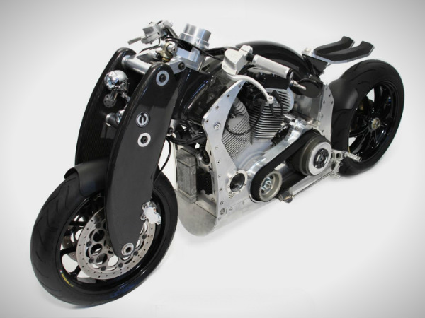Top Most Expensive Production Motorcycles