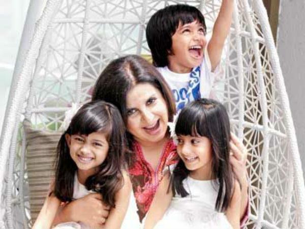 I Am Not A Super Mom Farah Khan