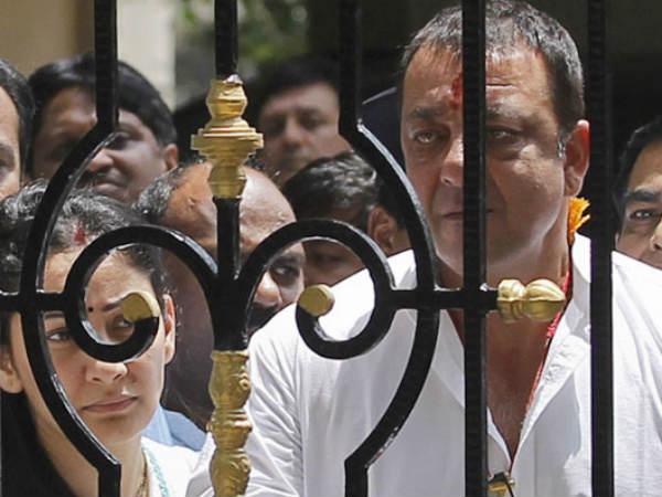 Sanjay Dutt S Third Stint In Yerawada Jail Pune