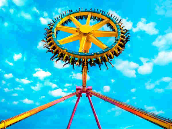 India S Best Theme Parks For Vacation Enjoyment