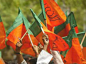 Bjp Puts Off Anti Upa Agitation Citing Naxal Attack