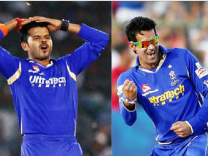 Sreesanth And Chavan Apply For Bail