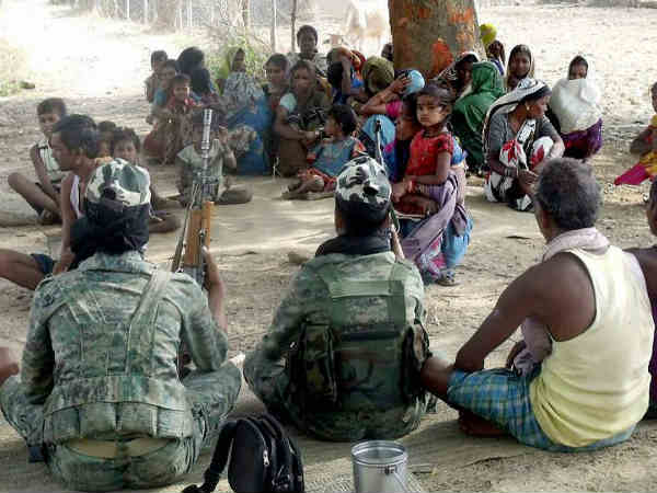 How Strong Chhattisgarh Naxalites Are