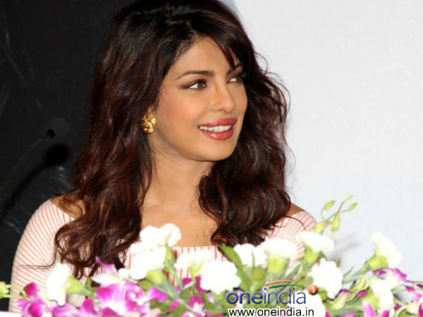Priyanka Building Muscles To Play Mary Kom