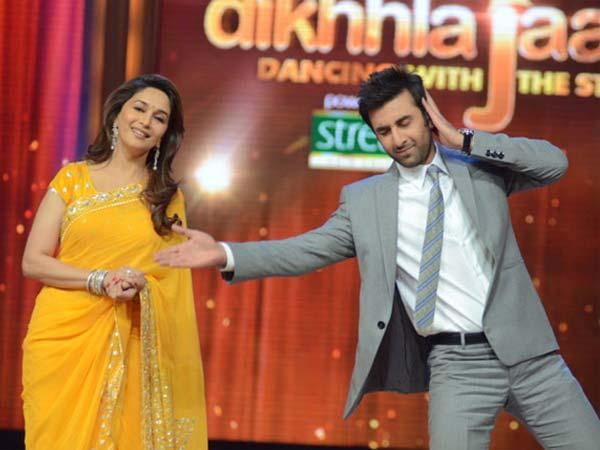 Madhuri All Praises Ranbir Kapoor Jhalak Dikhla Jaa