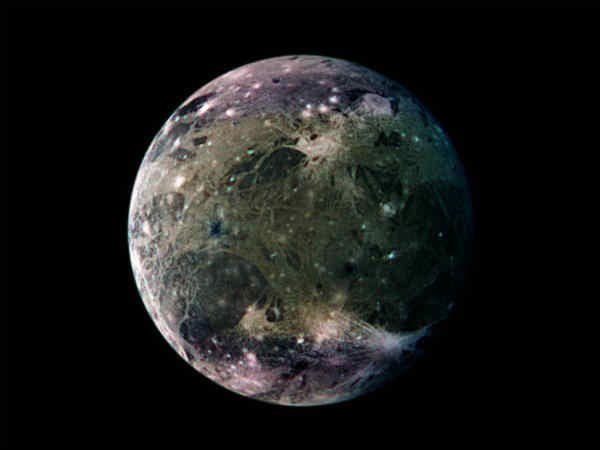 Aliens Are On Moons Of Jupiter