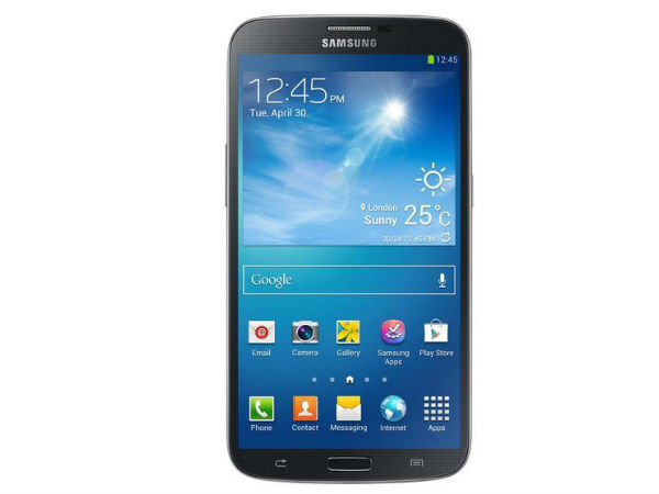 Samsung Galaxy Mega Launched In India