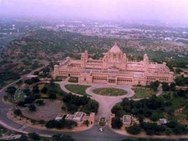 Jodhpur Tourism Blue Blooded Fairytale