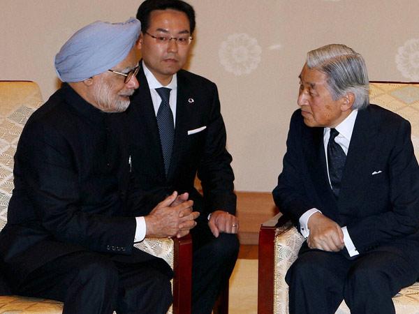 India Japan Warmth Fans China Anger