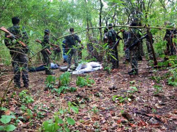 Naxal Attack Bastar Sp Suspended Ig Shifted