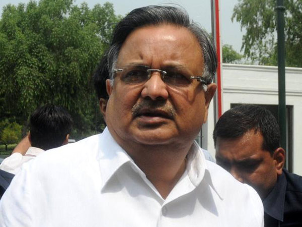 Congress Demands Raman Singh S Resignation