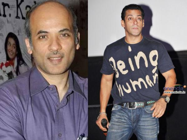 Sooraj Barjatya Makes A Comeback With Salman