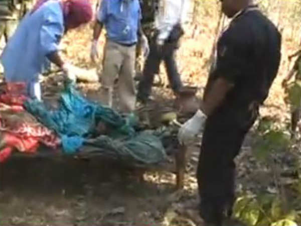 Chhattisgarh Video Post Mortem Of Raped Girls Singaram