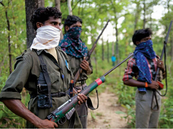 Naxals May Carry Out Targeted Killings In Cities Report