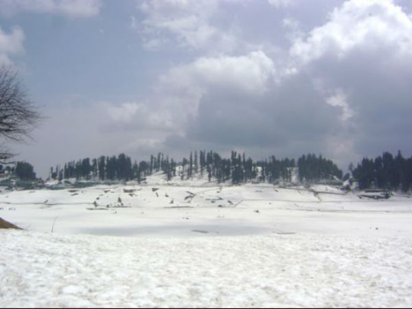Gulmarg Tourism Landscapes Blooms Lakes
