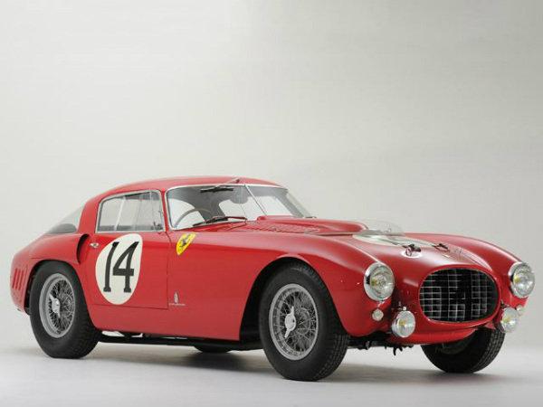 Le Man Racing Ferrari Berlinetta Auction 12 Millio