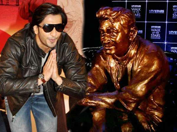 Ranveer Singh Took Inspiration Dev Anand For Lootera