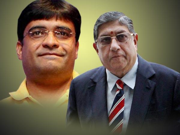 N Srinivasan Denies Receiving Warning From Icc
