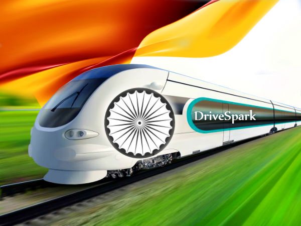Bullet Train Will Run On Indian Track Soon