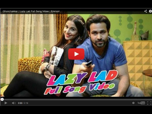Emraan Hashmi Is Fan Of Vidya Balan