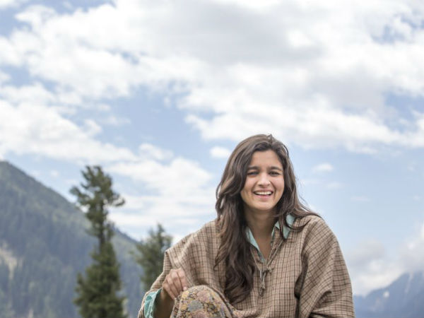 Alia Finds Highway Challenging