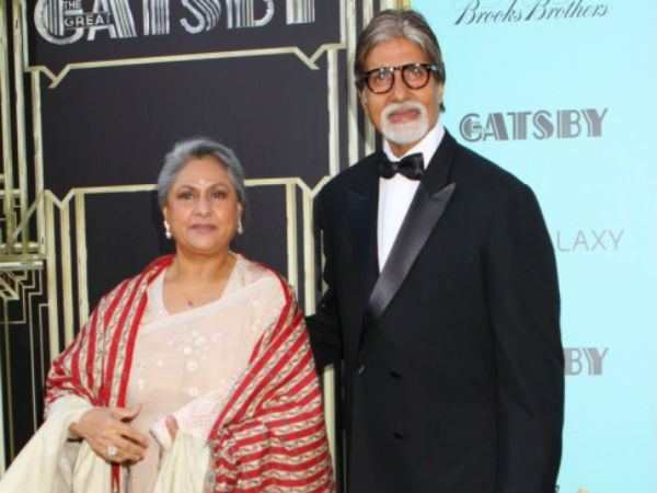 Big B Recalls Lifetime With Jaya On 40th Anniversary