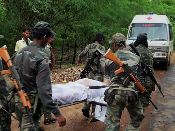 Four Congress Leaders Conspired With The Naxals Nia