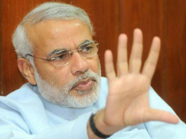Ramdev Says Only Modi Has The Capability To Defeat Cong