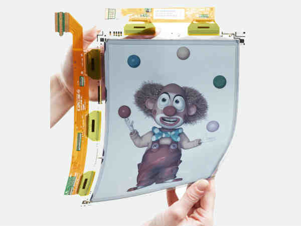 Photo Tablet Can Be Folded And Put In Pocket