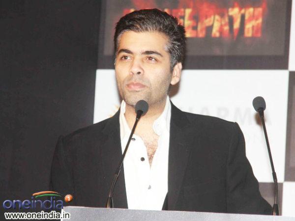 Karan Johar Play Villain Anurag Kashyap Bombay Velvet