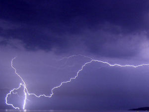 Lightning Kills 27 In Bihar And 13 In Uttar Pradesh
