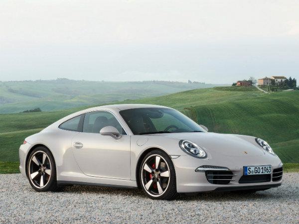 Porsche 911 Carrera S 50 Years Edition Anniversary Spec