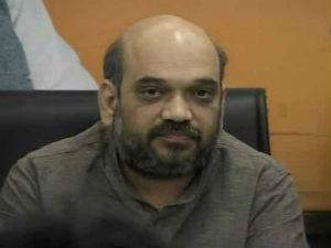 Amit Shah Will Meet Lk Advani Narendra Modi