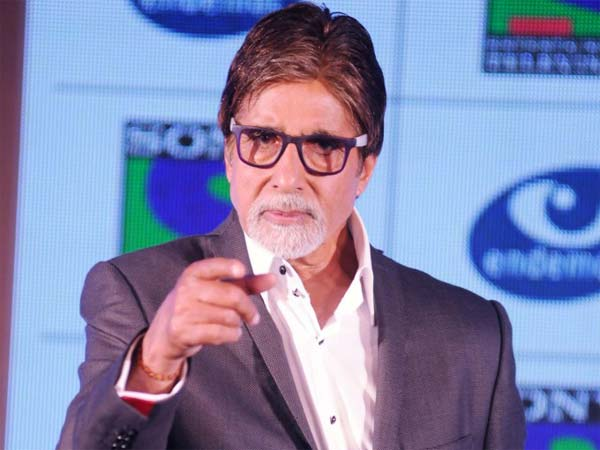 Amitabh Bachchan Fiction Show On Sony Tv