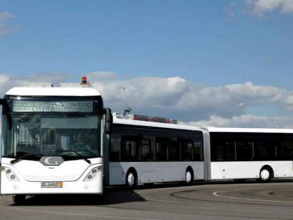 World S Largest Bus Carries 256 Passengers