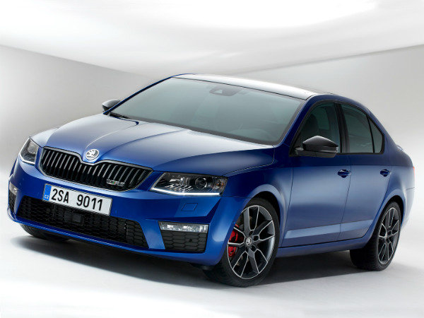 Skoda Octavia Rs Revealed