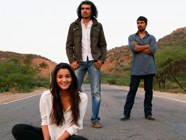 Highway Shoot Wrapped Ahead Schedule