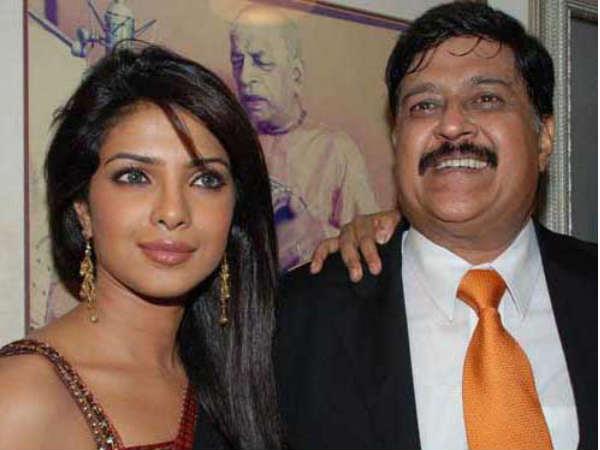 Priyanka Chopras Father Critically Ill