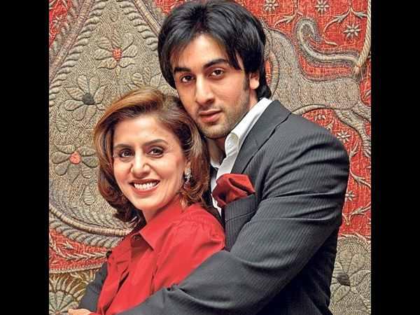 Ranbir Kapoor Is Ready Shoot Add With Mom Neetu Singh