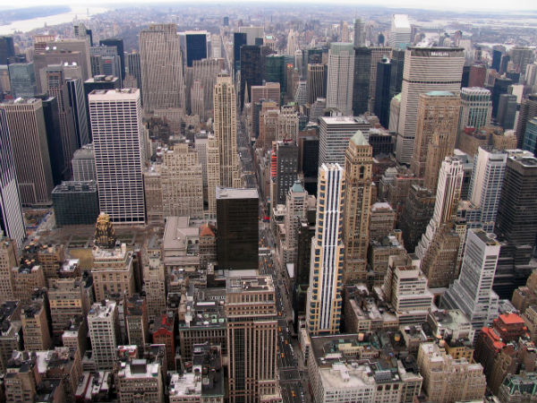 History Behind New York High Rise Building