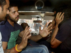 Sreesanth Ankit S Bail Granted After 27 Days