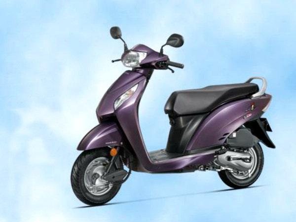 Honda Motorcycle Launches Activa I