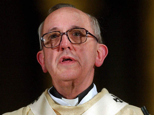 Pope Acknowledges Gay Lobby Vatican