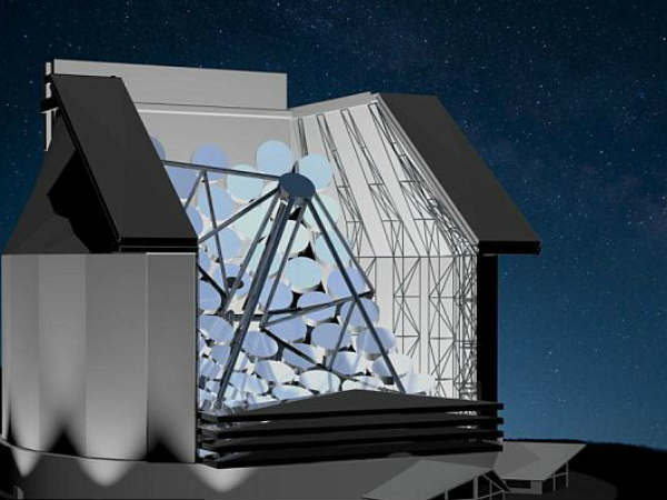 Scientists Develop Alien Hunting Telescope