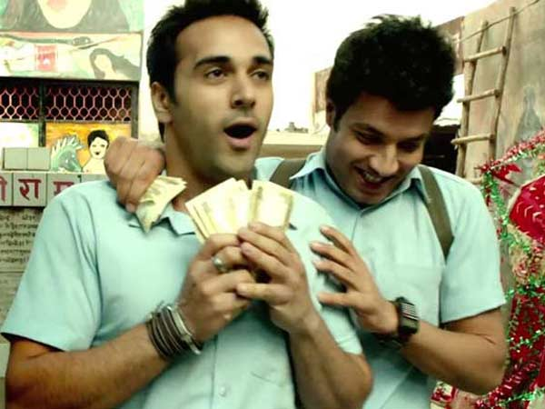 Fukrey Movie Review