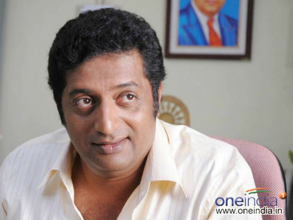 Prakash Raj To Look In Positive Role