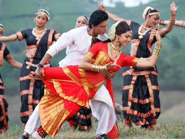 Shahrukh Khan Special Deepika Padukone