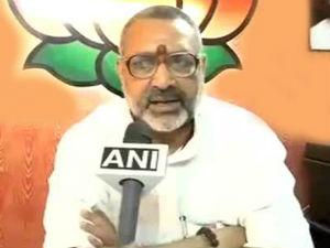 Why Nitish Kumar Did Not Resign In 2002 Giriraj Singh